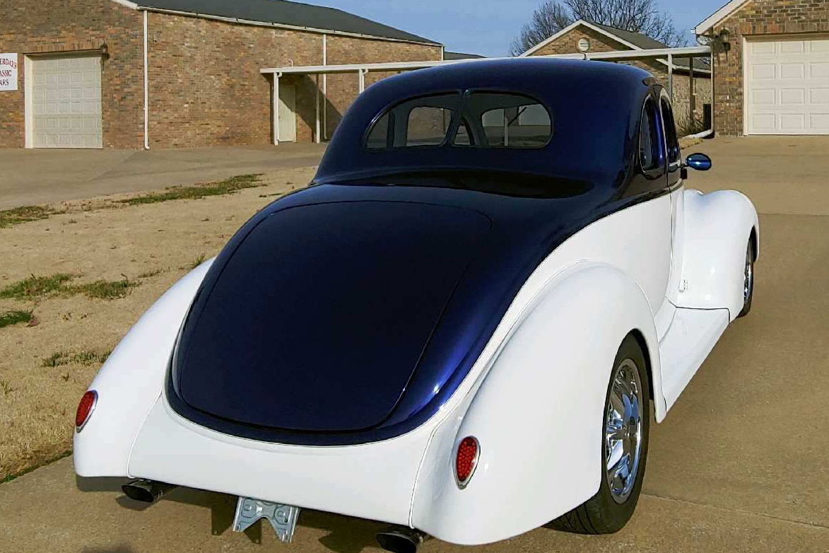2nd Image of a 1938 FORD COUPE