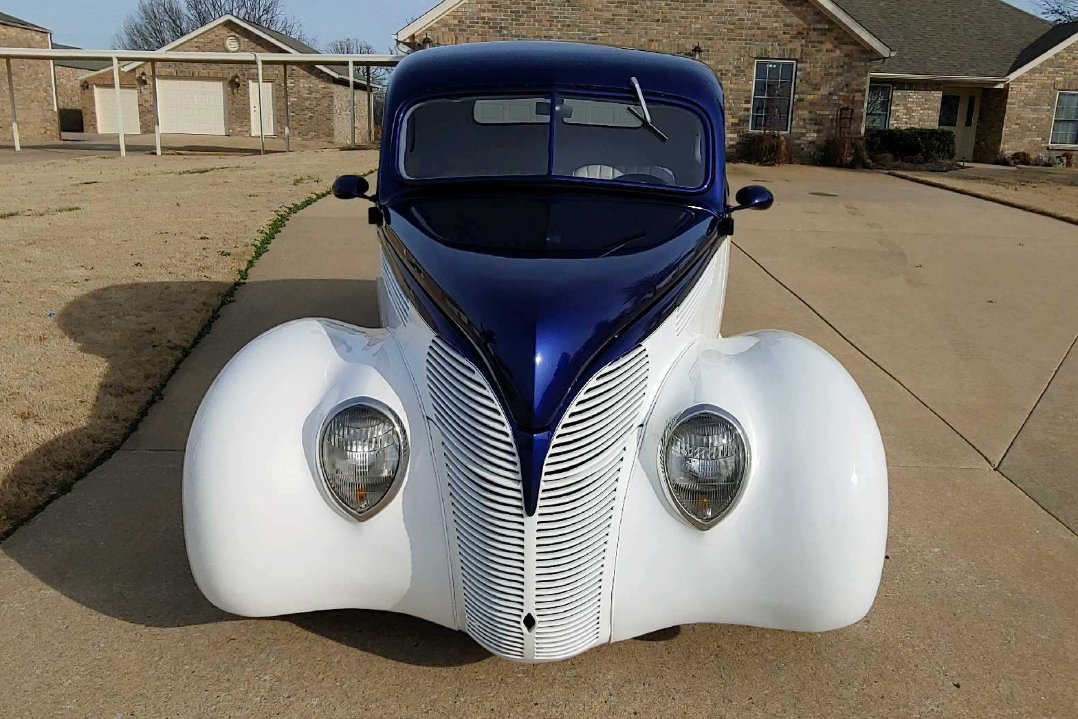 3rd Image of a 1938 FORD COUPE
