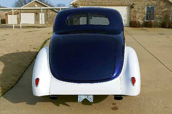 4th Image of a 1938 FORD COUPE