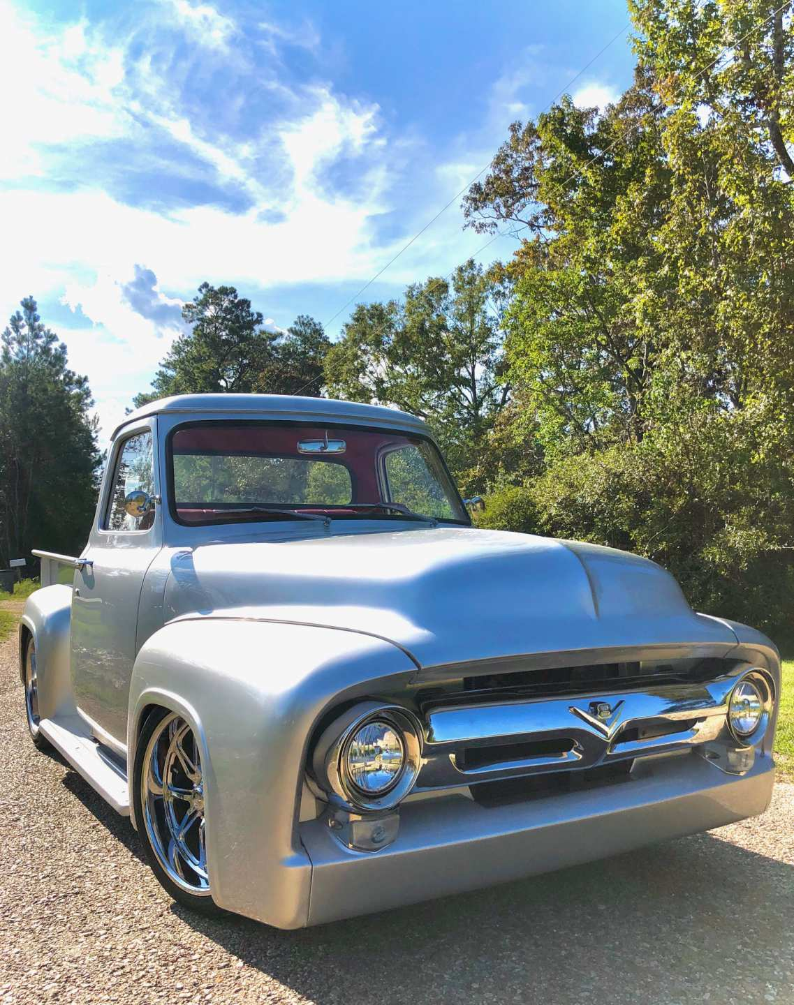 2nd Image of a 1954 FORD F100