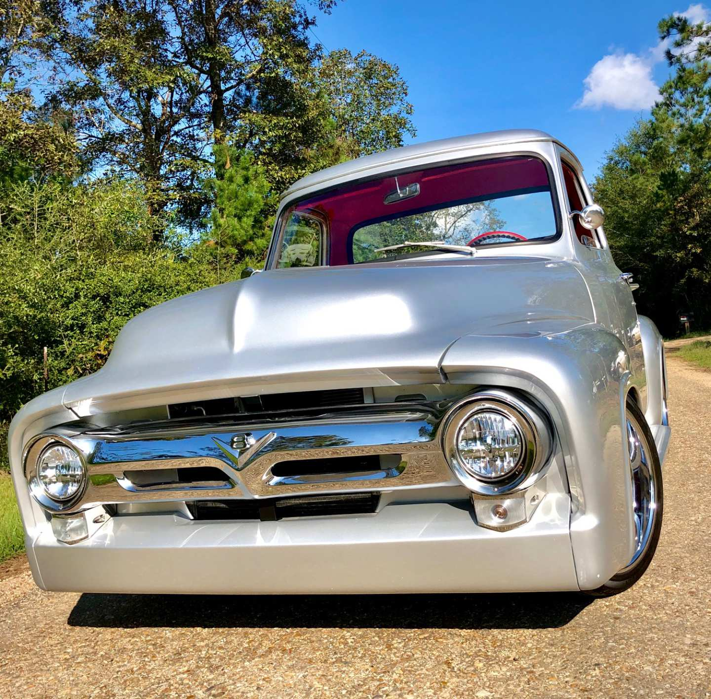 3rd Image of a 1954 FORD F100