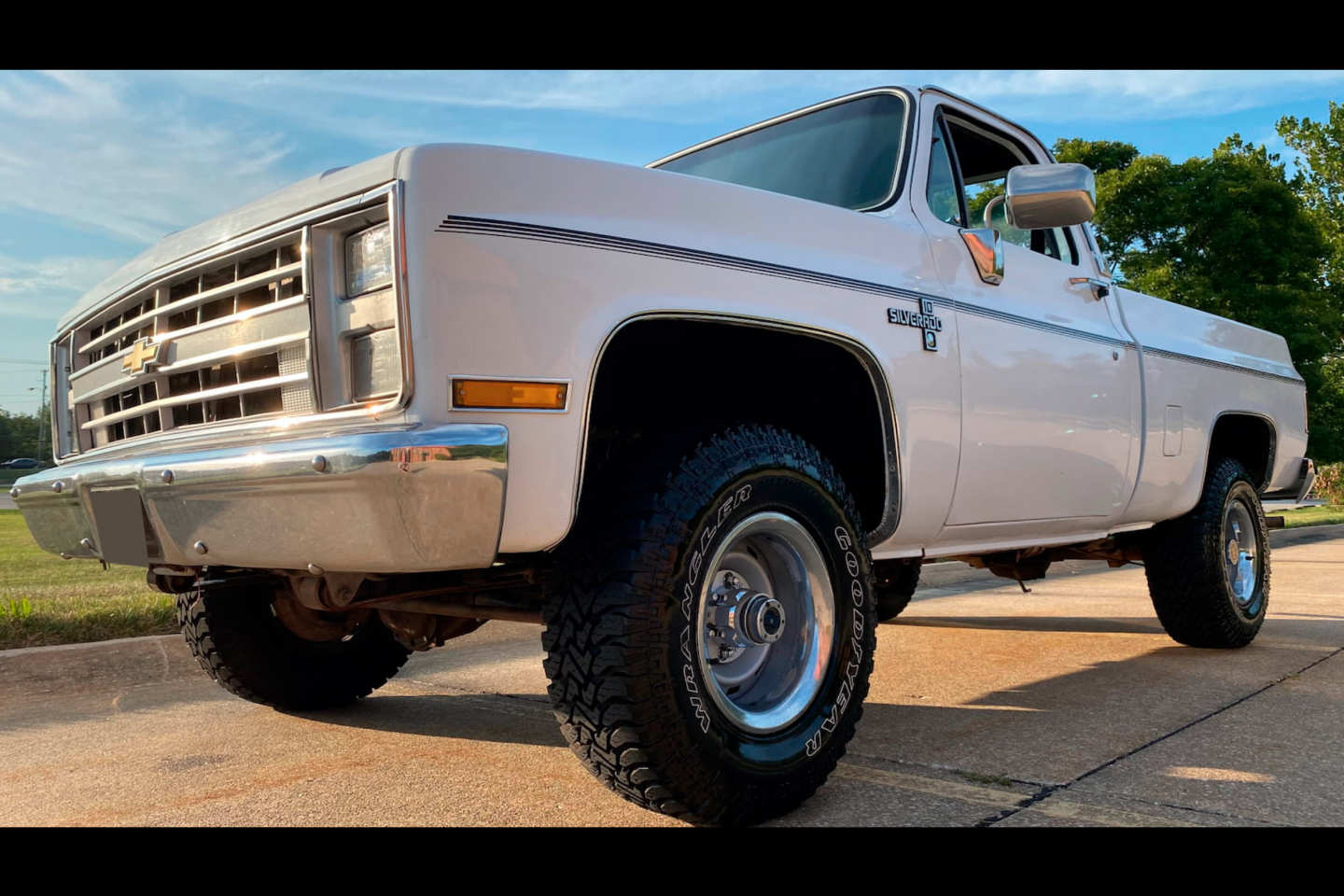 5th Image of a 1985 CHEVROLET K10