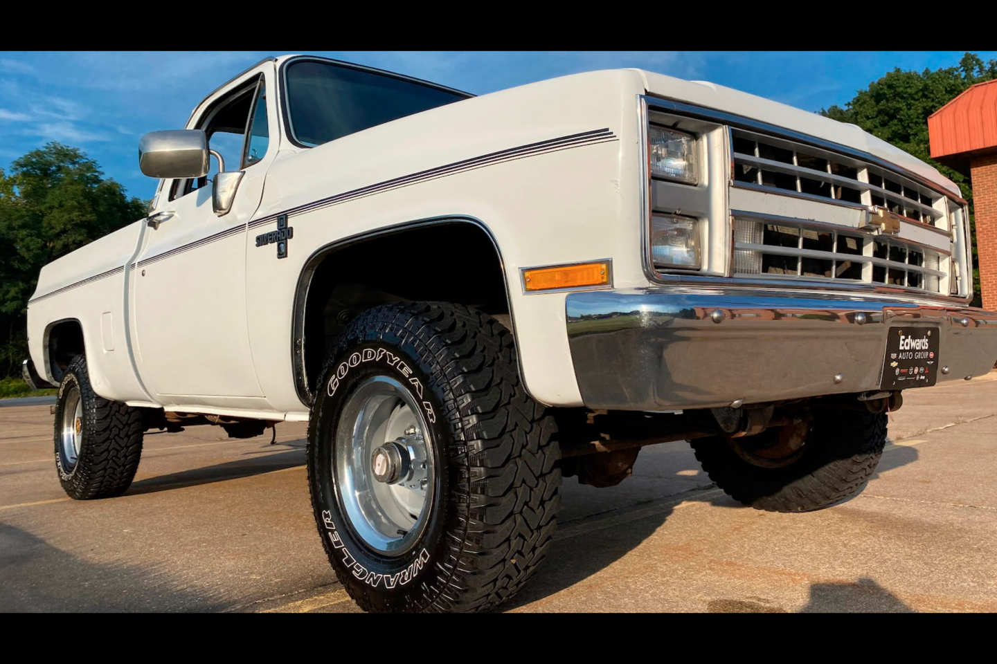 6th Image of a 1985 CHEVROLET K10