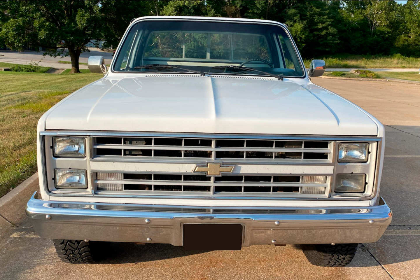 7th Image of a 1985 CHEVROLET K10
