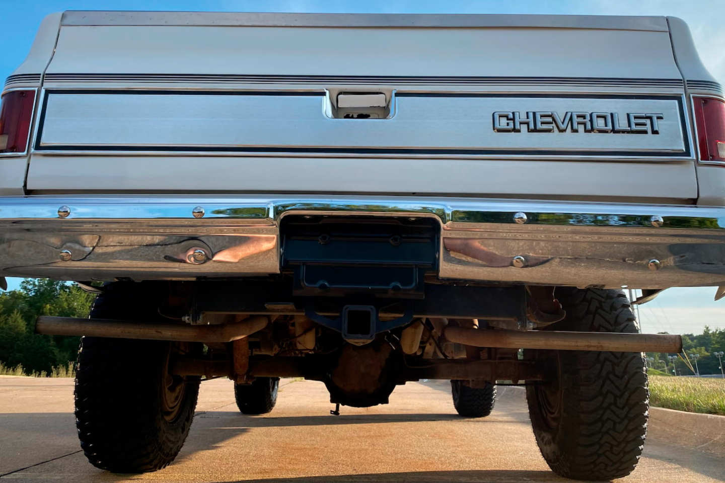 9th Image of a 1985 CHEVROLET K10