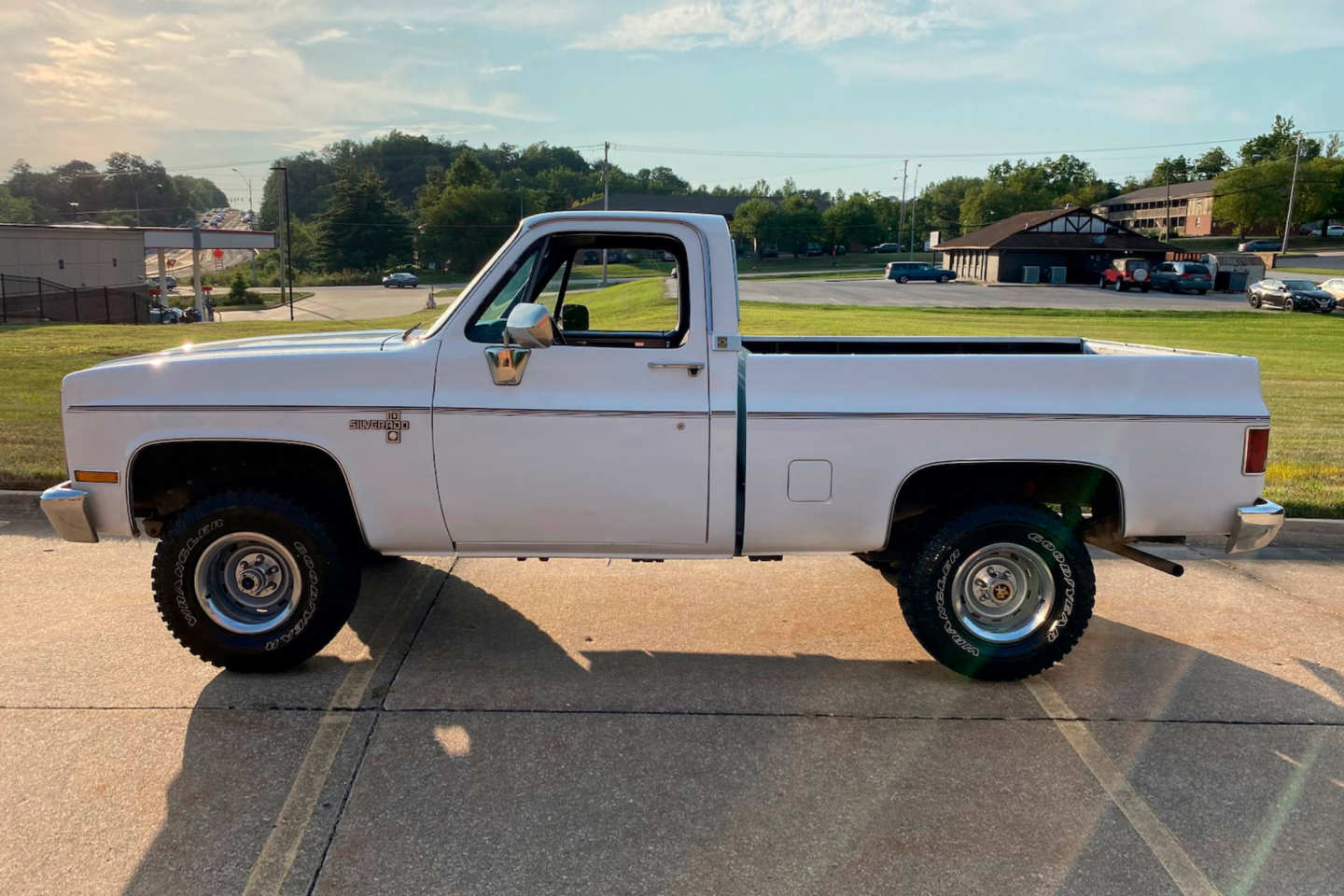 10th Image of a 1985 CHEVROLET K10