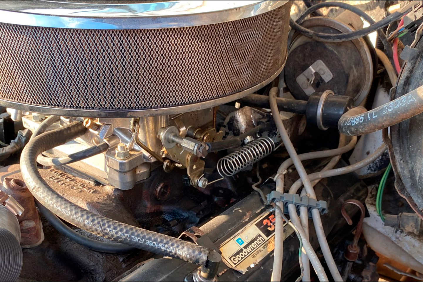 25th Image of a 1985 CHEVROLET K10