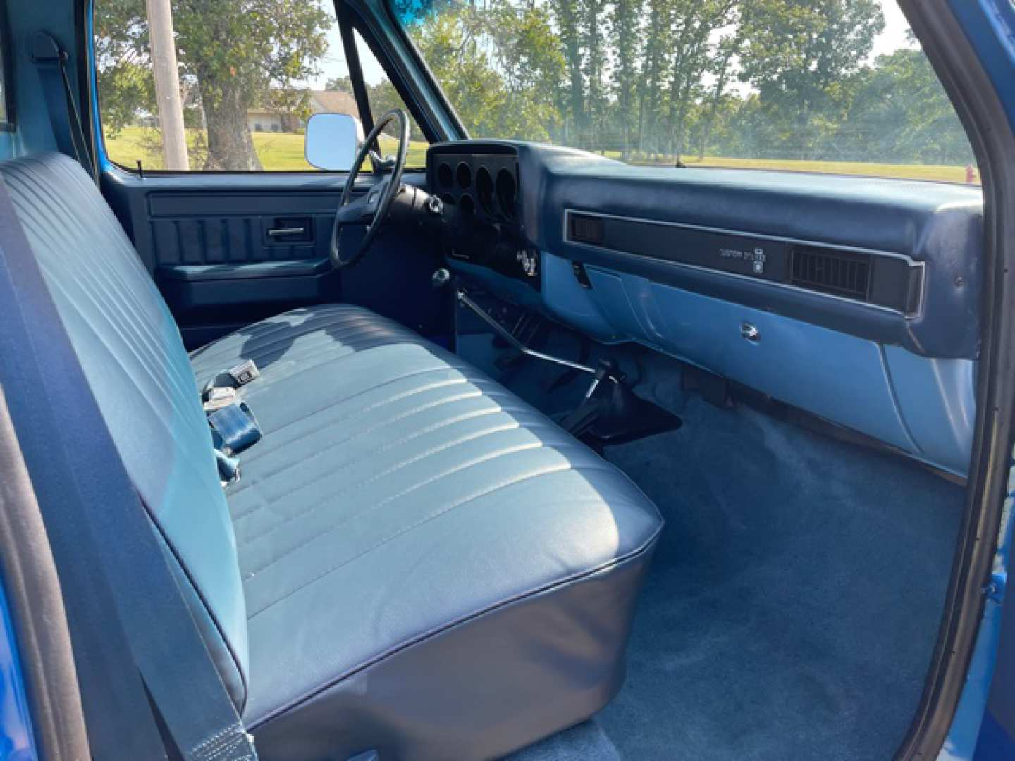 10th Image of a 1986 CHEVROLET K10