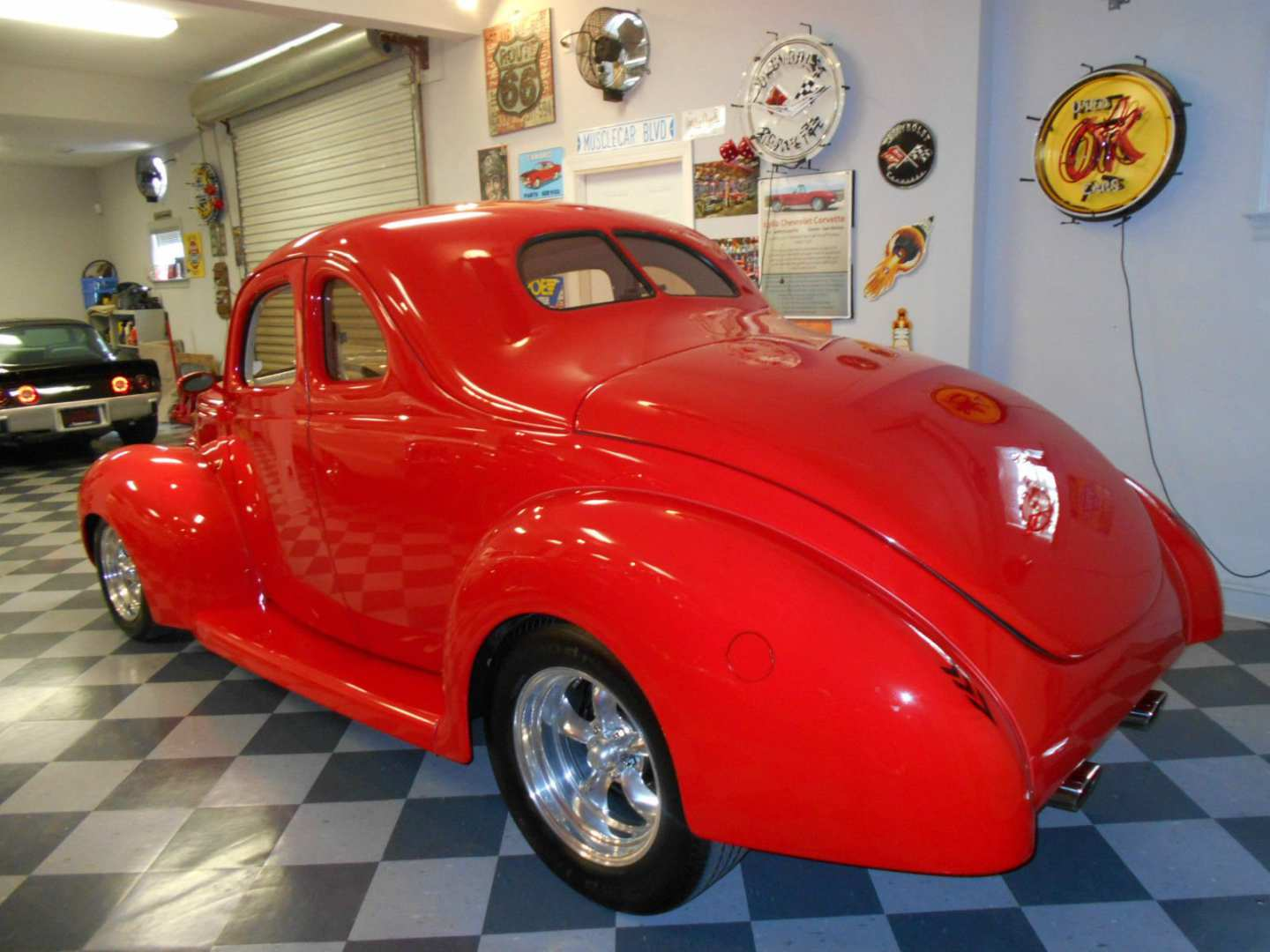 9th Image of a 1940 FORD STANDARD