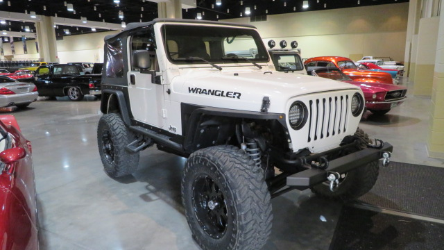 2nd Image of a 2006 JEEP WRANGLER X