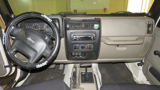 5th Image of a 2006 JEEP WRANGLER X