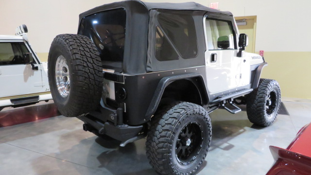 11th Image of a 2006 JEEP WRANGLER X
