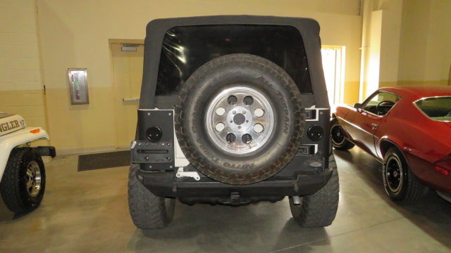 12th Image of a 2006 JEEP WRANGLER X