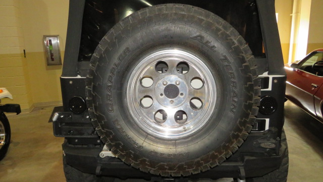 13th Image of a 2006 JEEP WRANGLER X