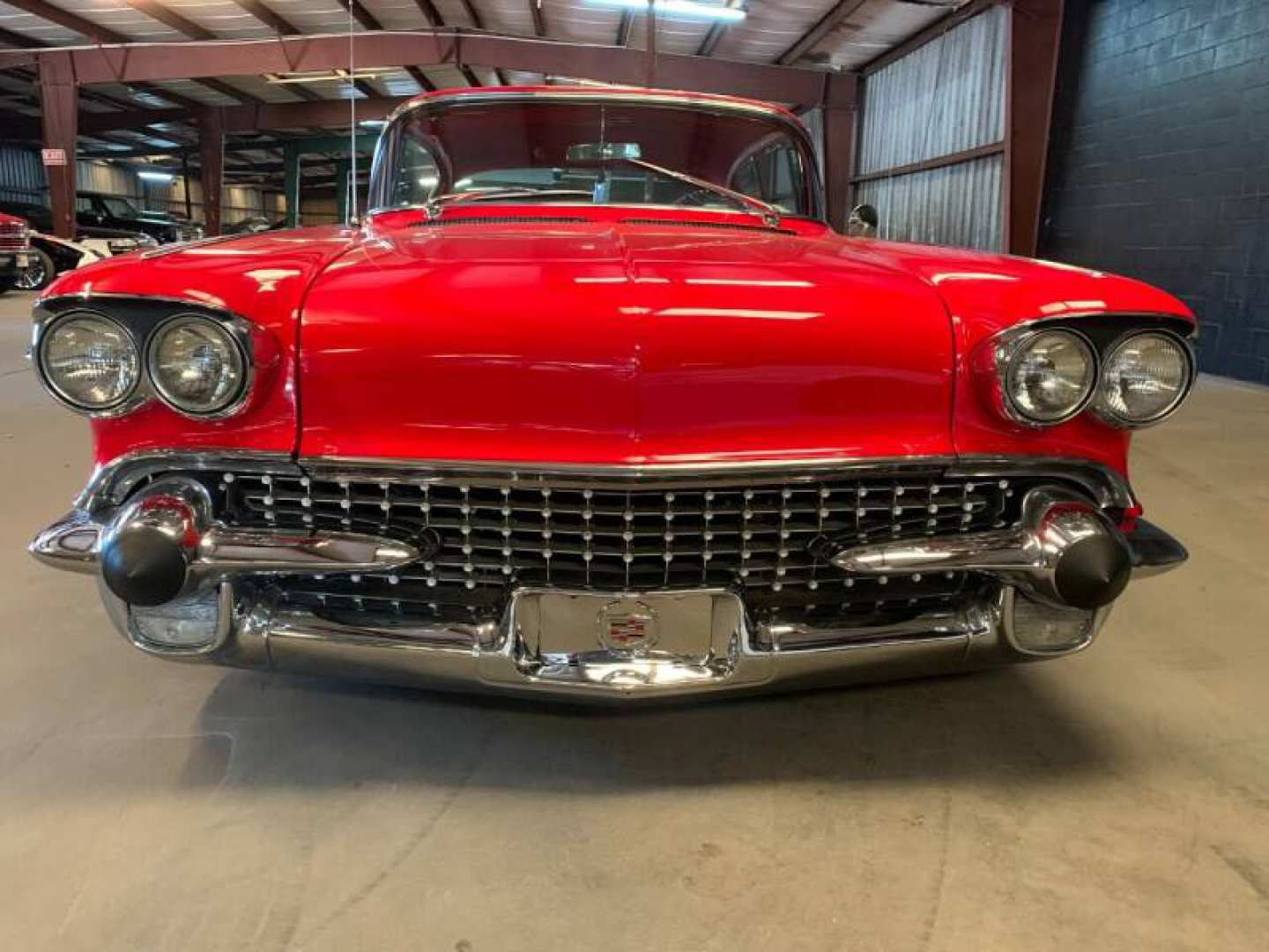 5th Image of a 1958 CADILLAC DEVILLE