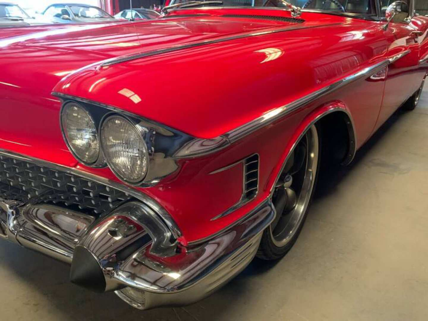 8th Image of a 1958 CADILLAC DEVILLE