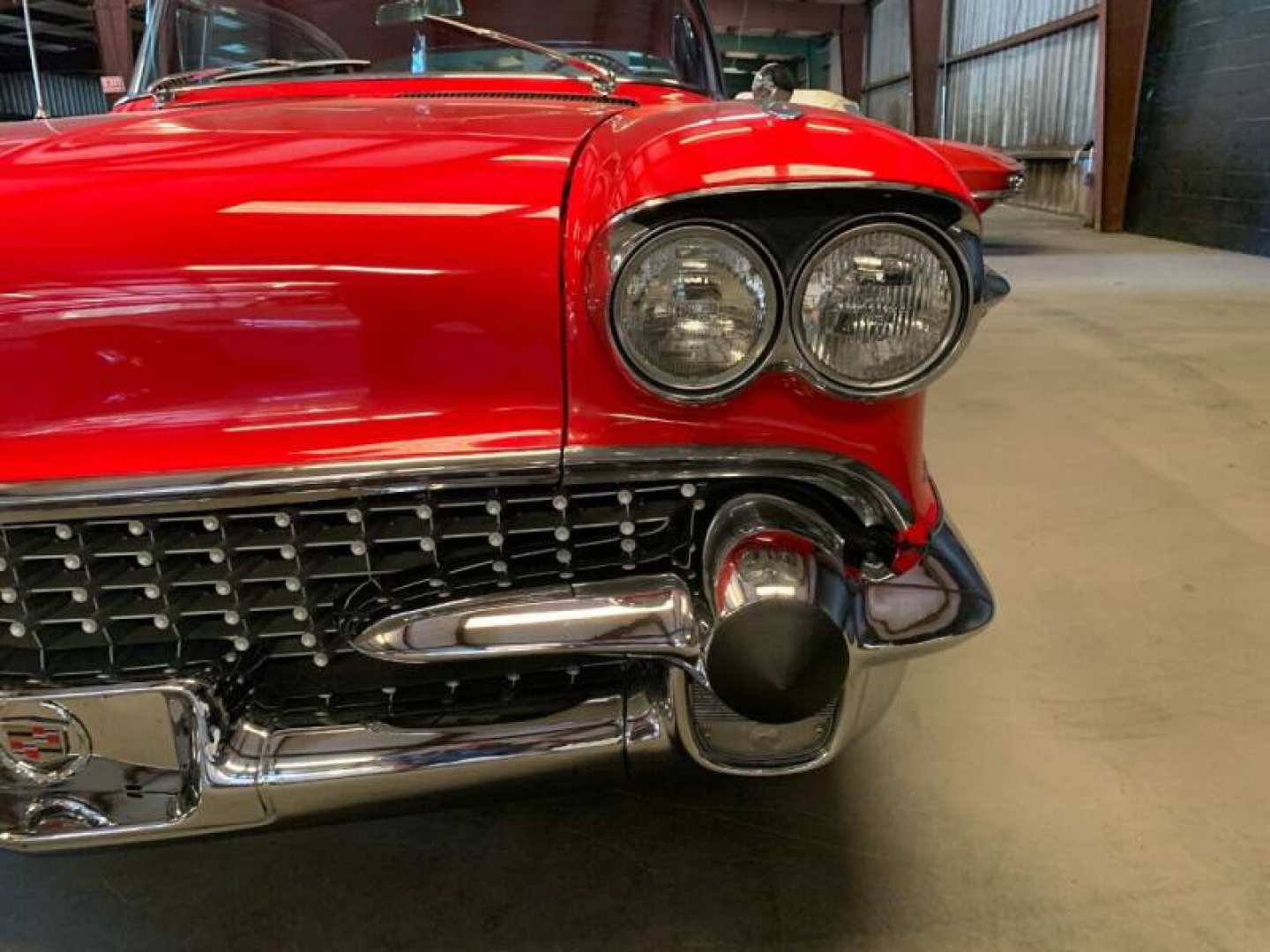 12th Image of a 1958 CADILLAC DEVILLE