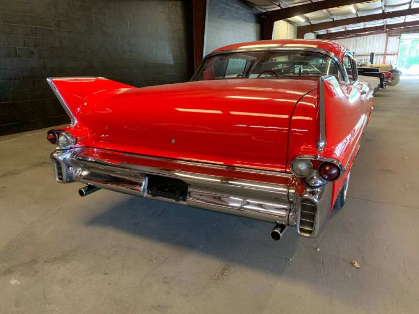 14th Image of a 1958 CADILLAC DEVILLE