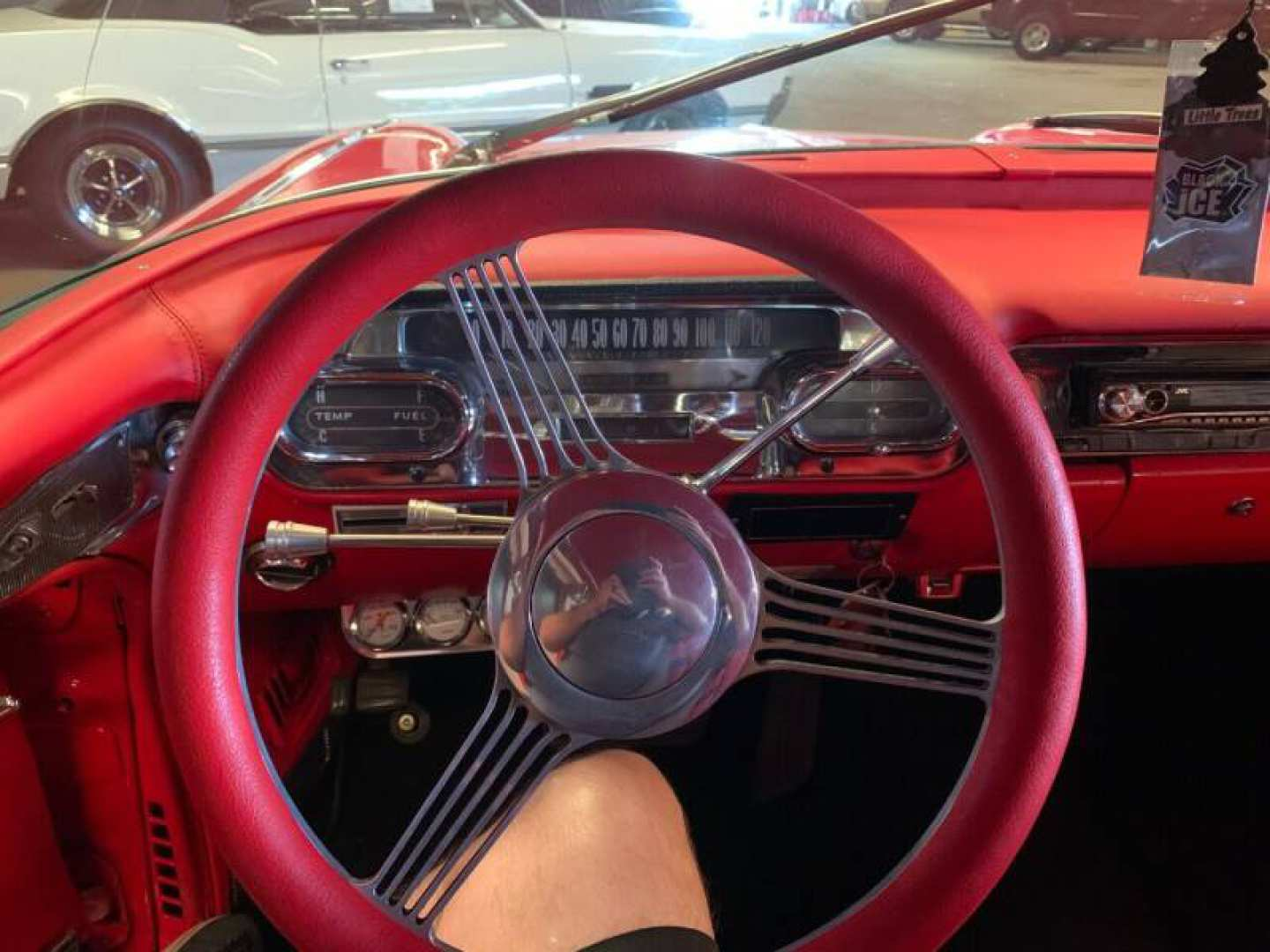 67th Image of a 1958 CADILLAC DEVILLE