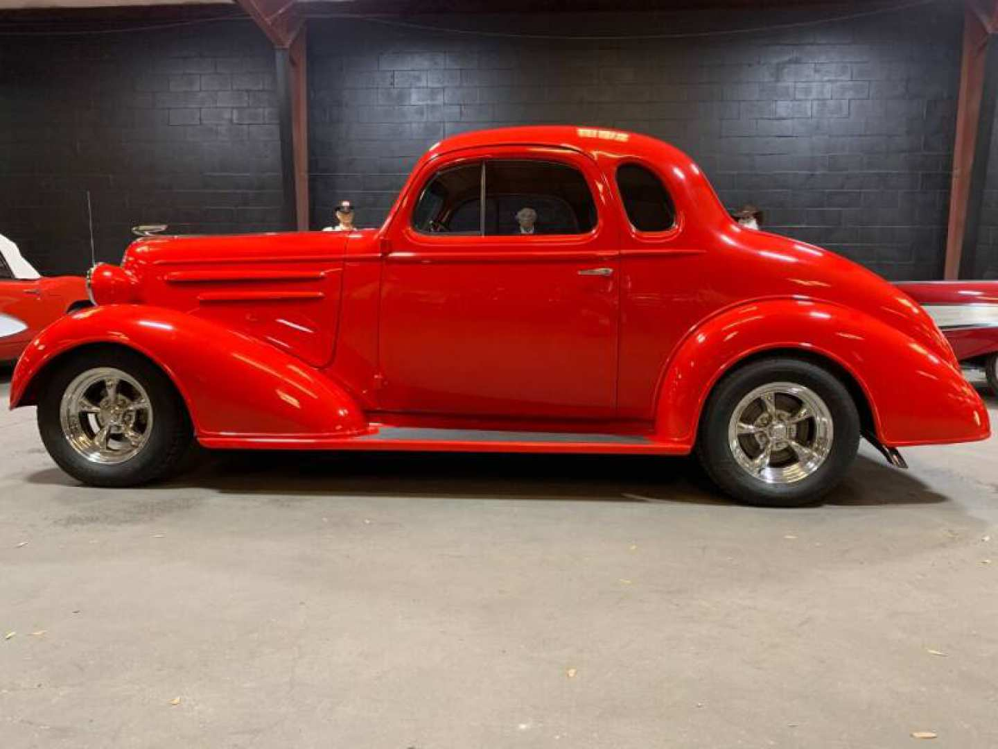 2nd Image of a 1936 CHEVROLET COUPE