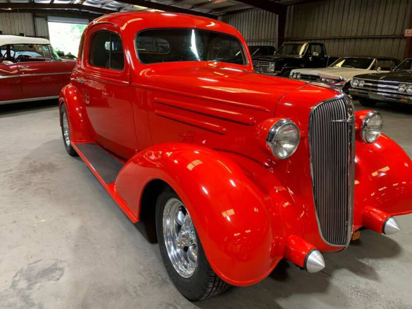 3rd Image of a 1936 CHEVROLET COUPE