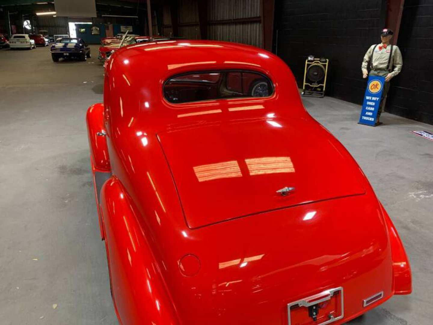 4th Image of a 1936 CHEVROLET COUPE
