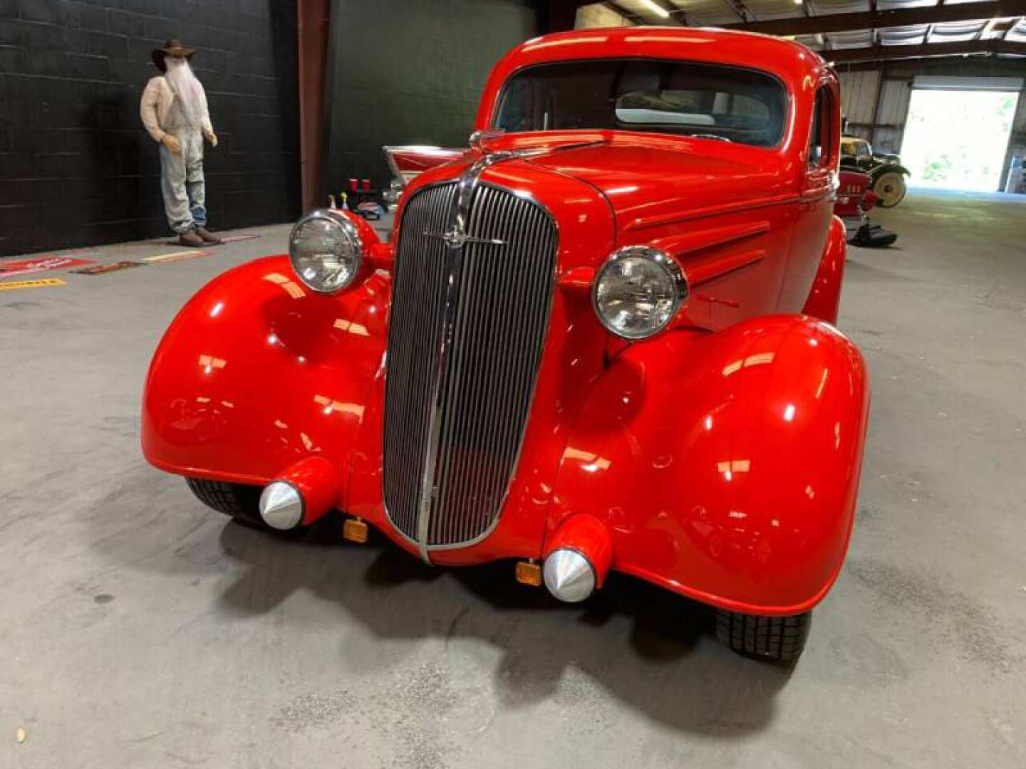 5th Image of a 1936 CHEVROLET COUPE