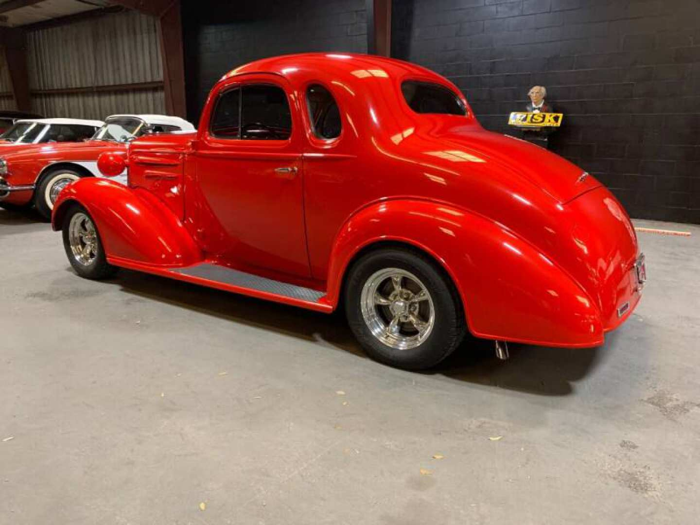 6th Image of a 1936 CHEVROLET COUPE