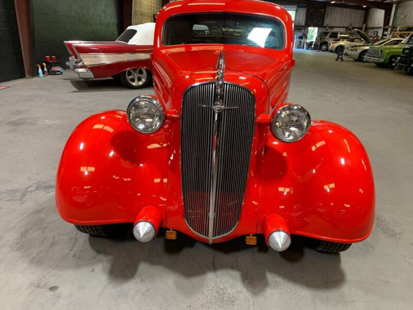 7th Image of a 1936 CHEVROLET COUPE