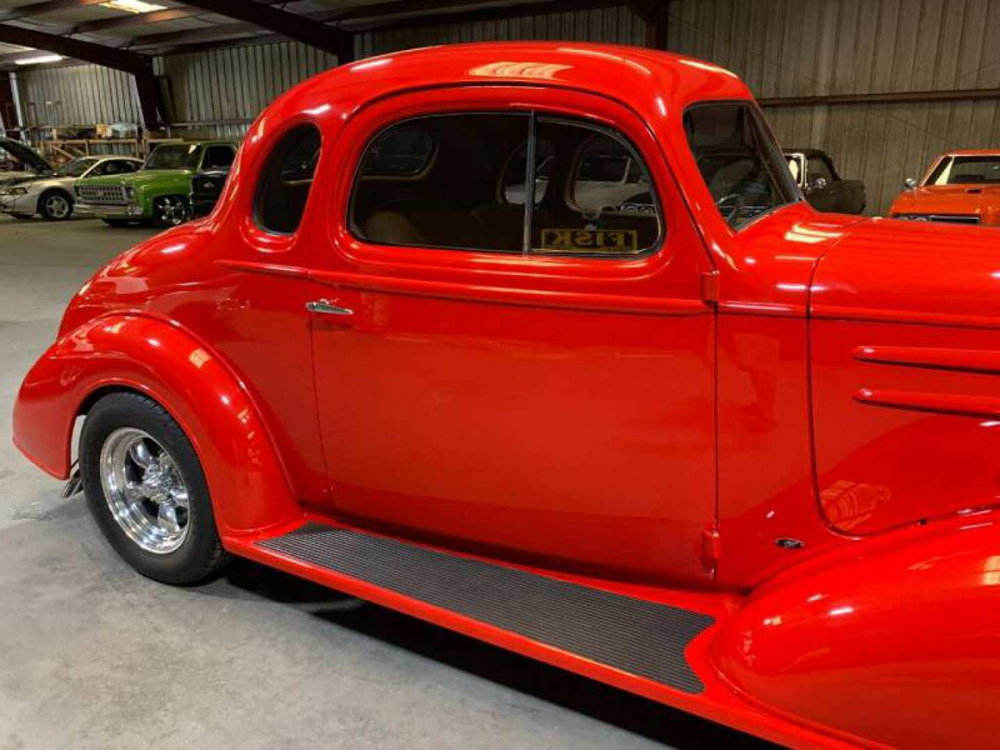 9th Image of a 1936 CHEVROLET COUPE