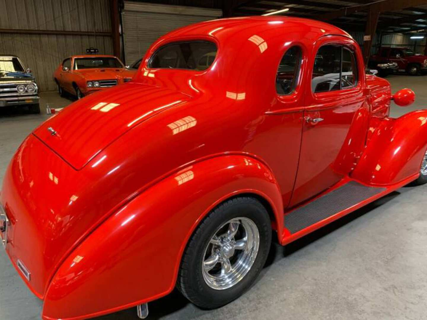 10th Image of a 1936 CHEVROLET COUPE
