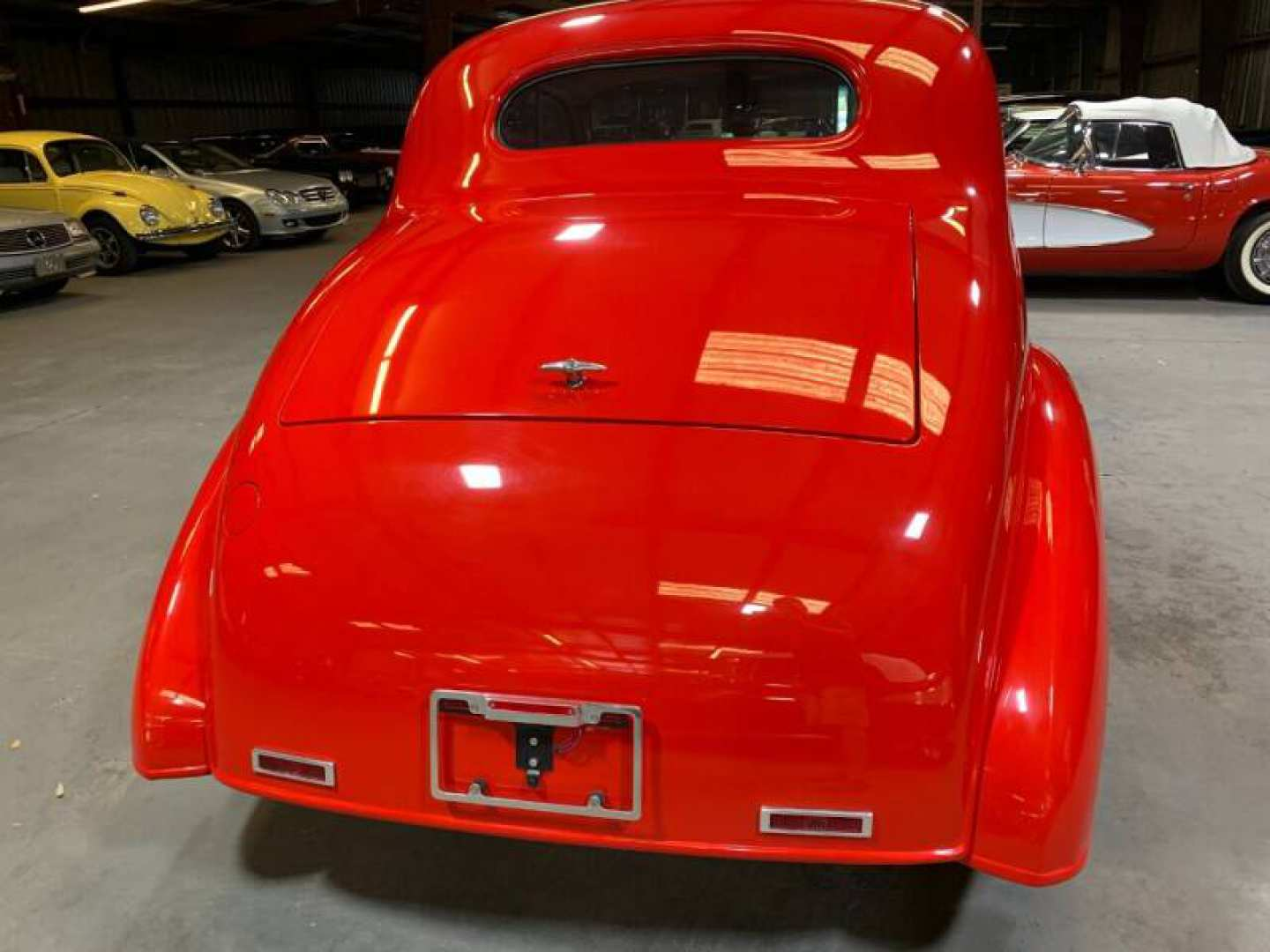 11th Image of a 1936 CHEVROLET COUPE