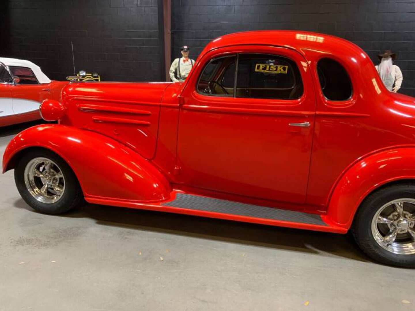 12th Image of a 1936 CHEVROLET COUPE