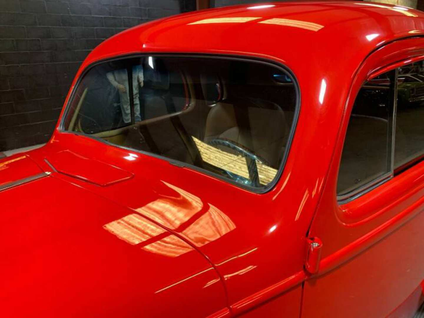 13th Image of a 1936 CHEVROLET COUPE