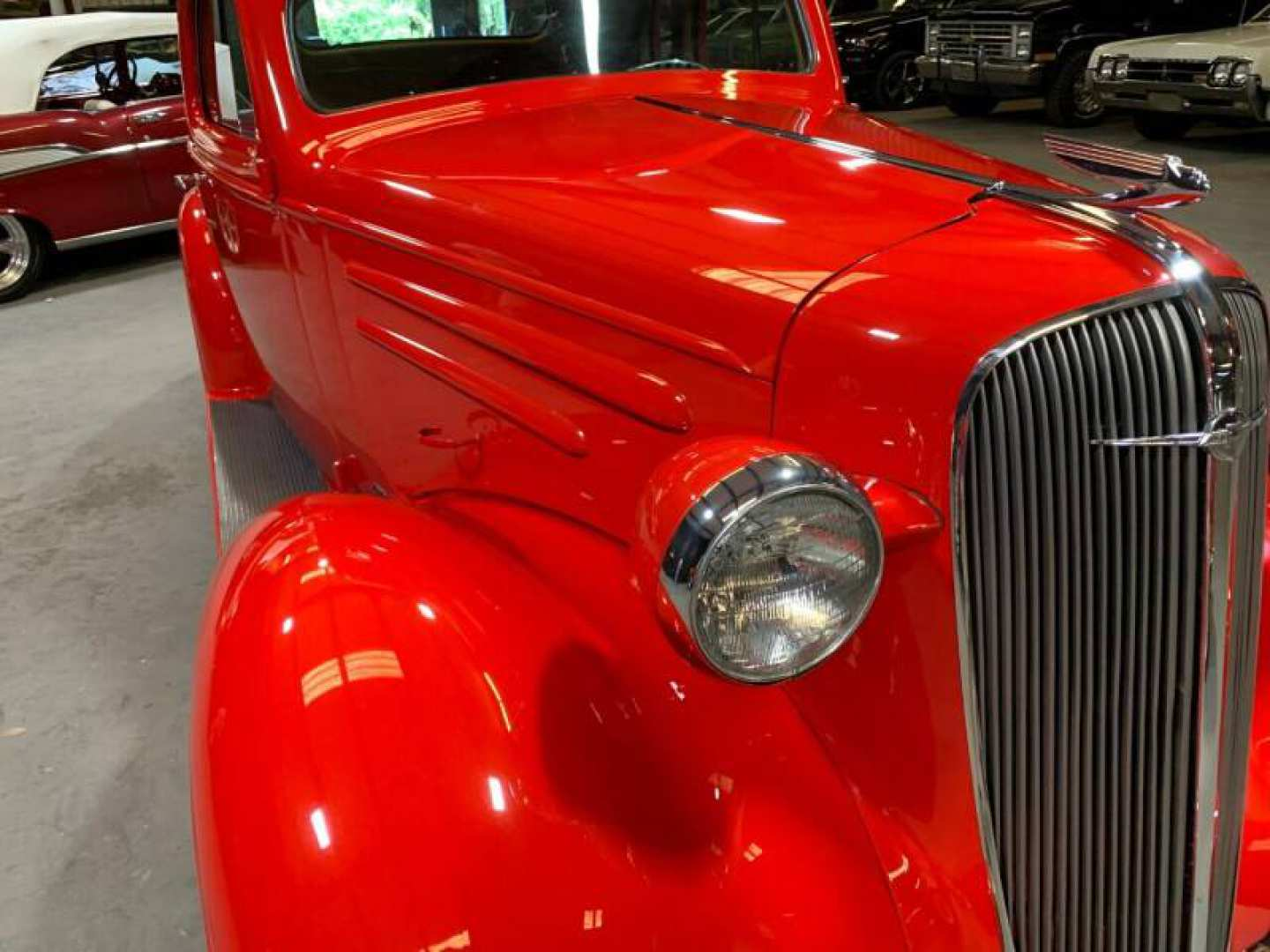 15th Image of a 1936 CHEVROLET COUPE