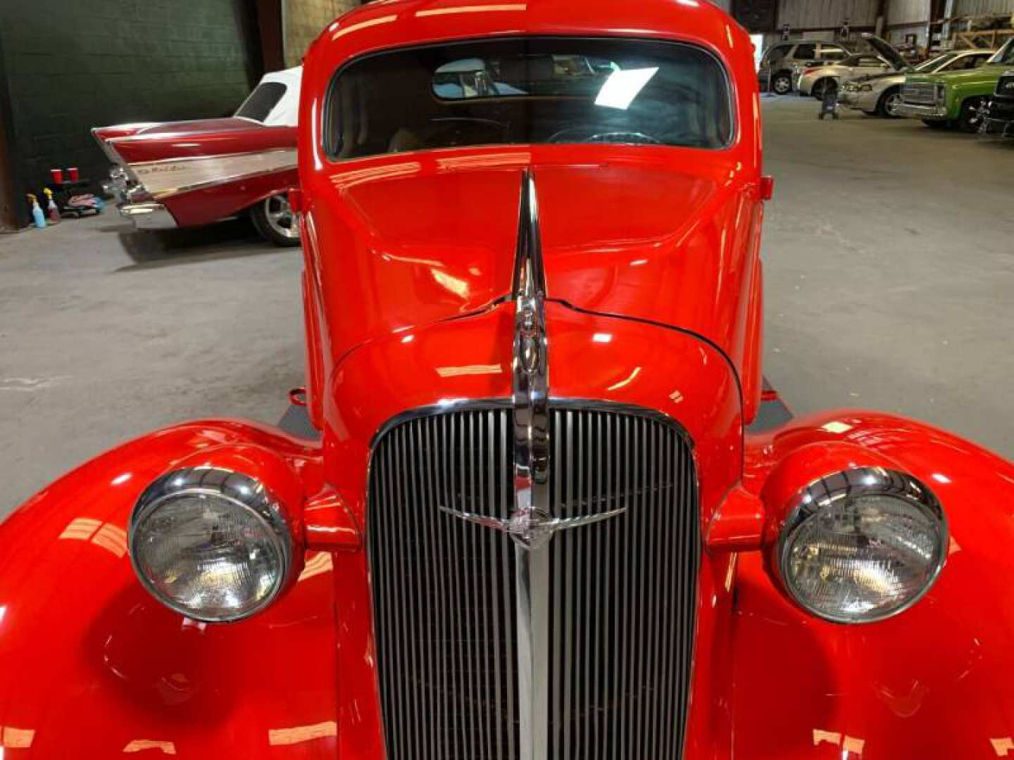17th Image of a 1936 CHEVROLET COUPE