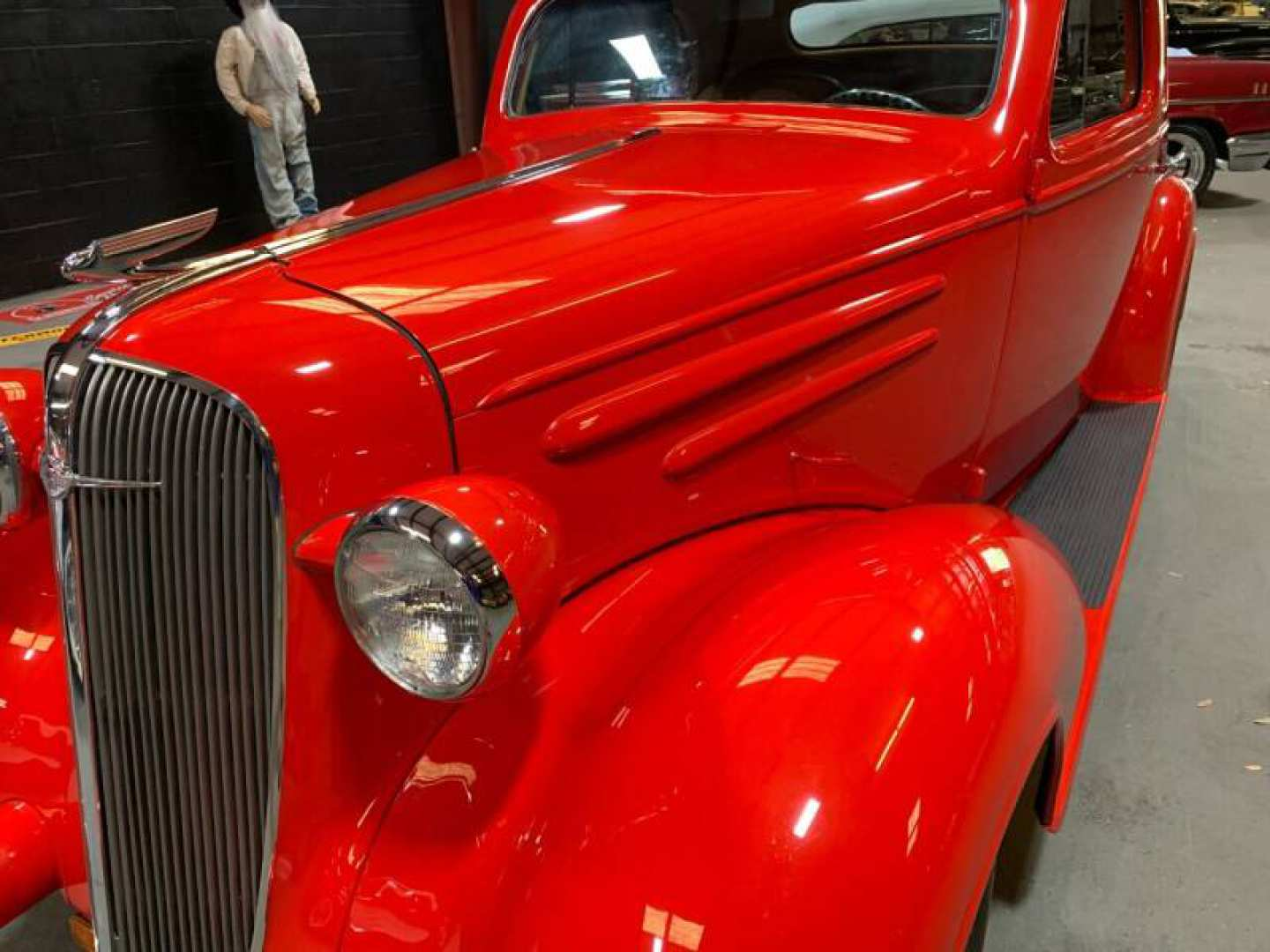 18th Image of a 1936 CHEVROLET COUPE