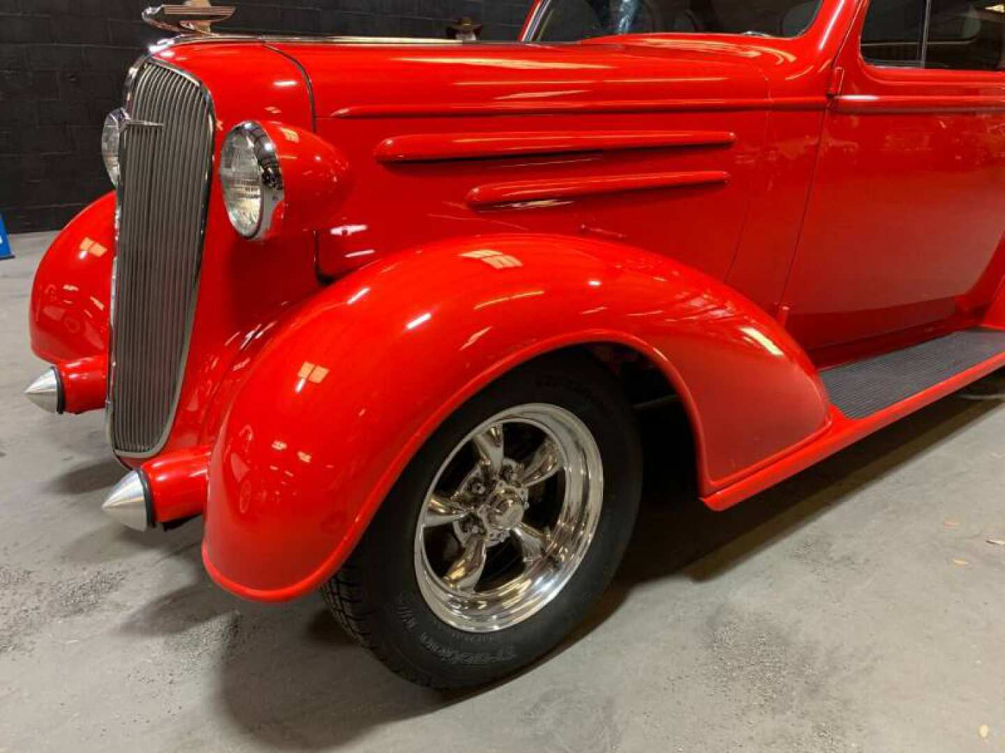 20th Image of a 1936 CHEVROLET COUPE