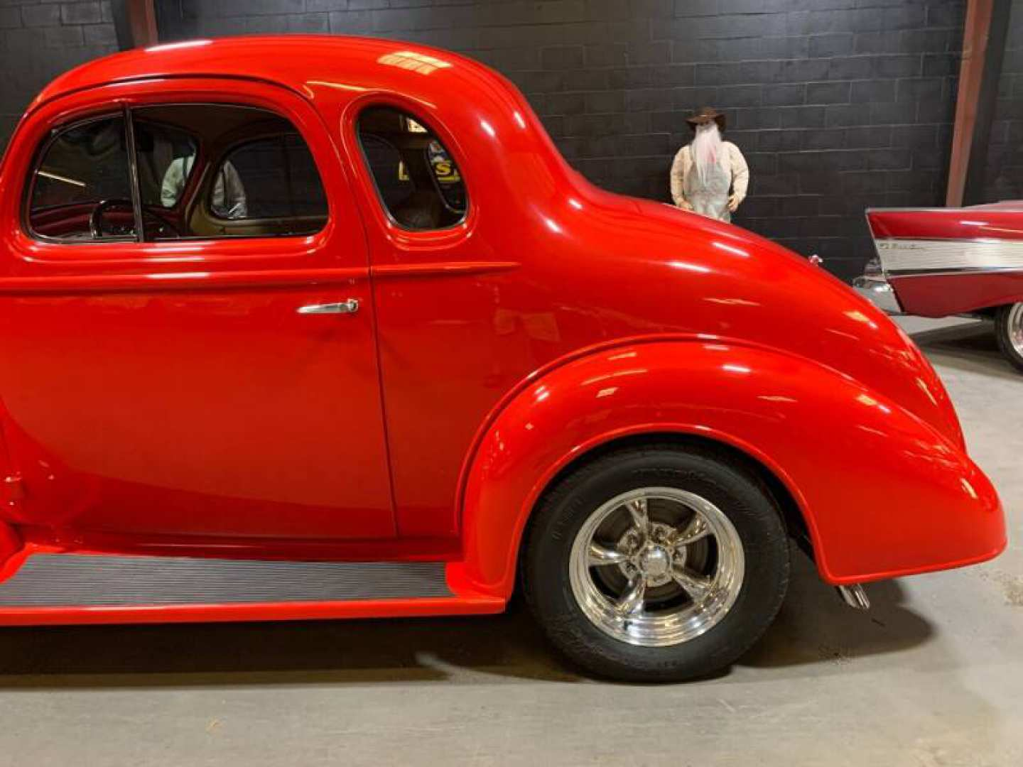 22nd Image of a 1936 CHEVROLET COUPE