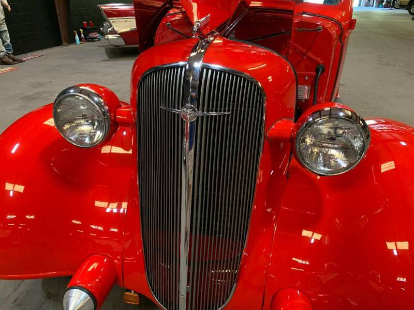 23rd Image of a 1936 CHEVROLET COUPE
