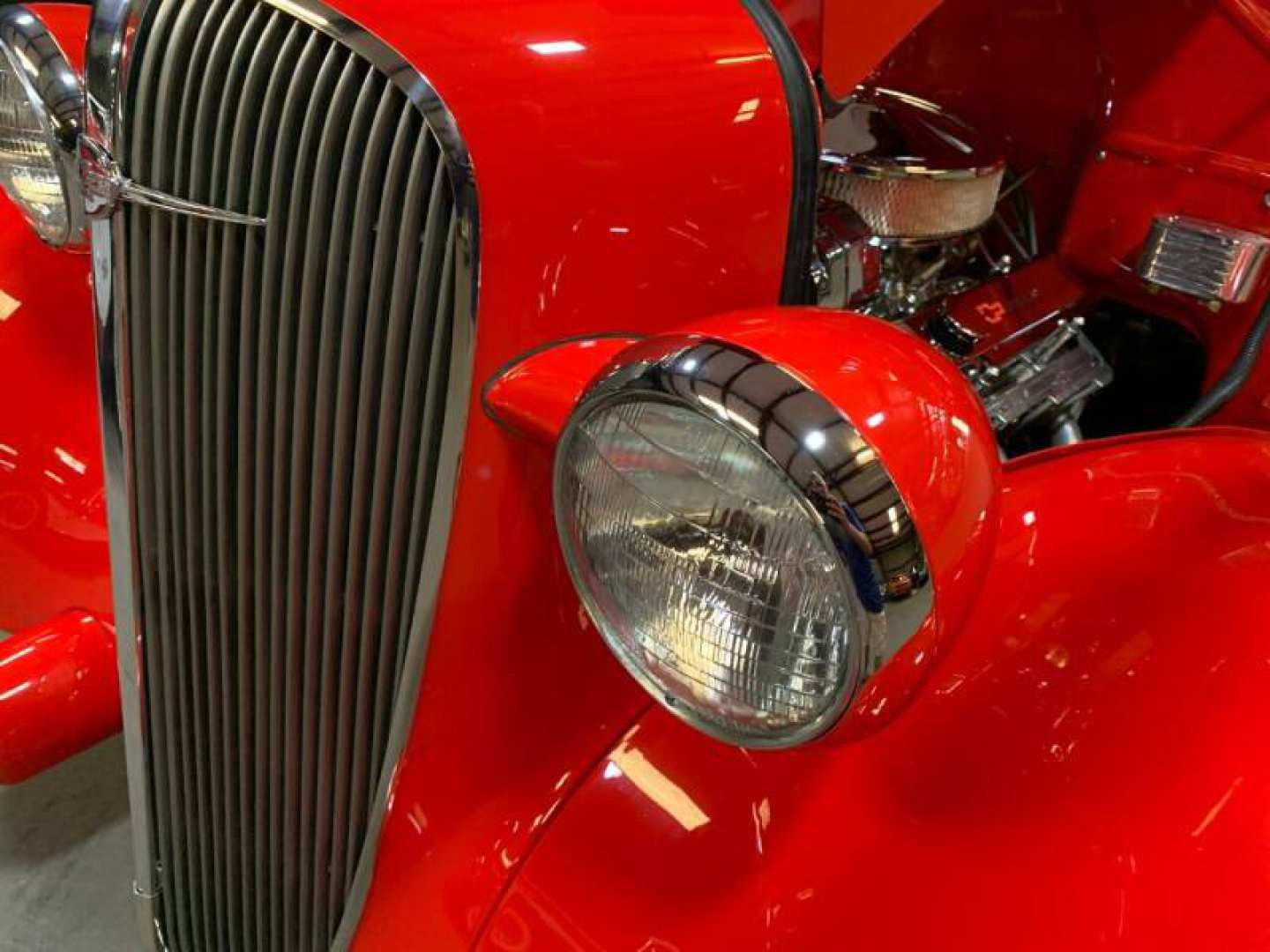 24th Image of a 1936 CHEVROLET COUPE
