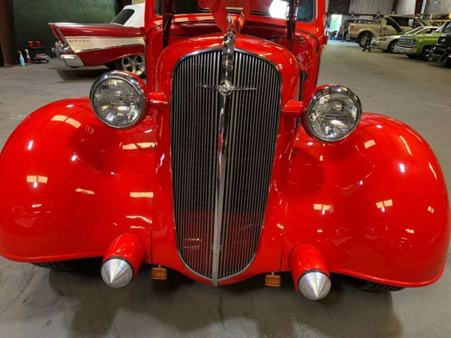 25th Image of a 1936 CHEVROLET COUPE