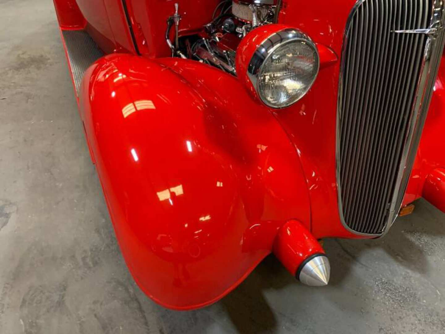 26th Image of a 1936 CHEVROLET COUPE