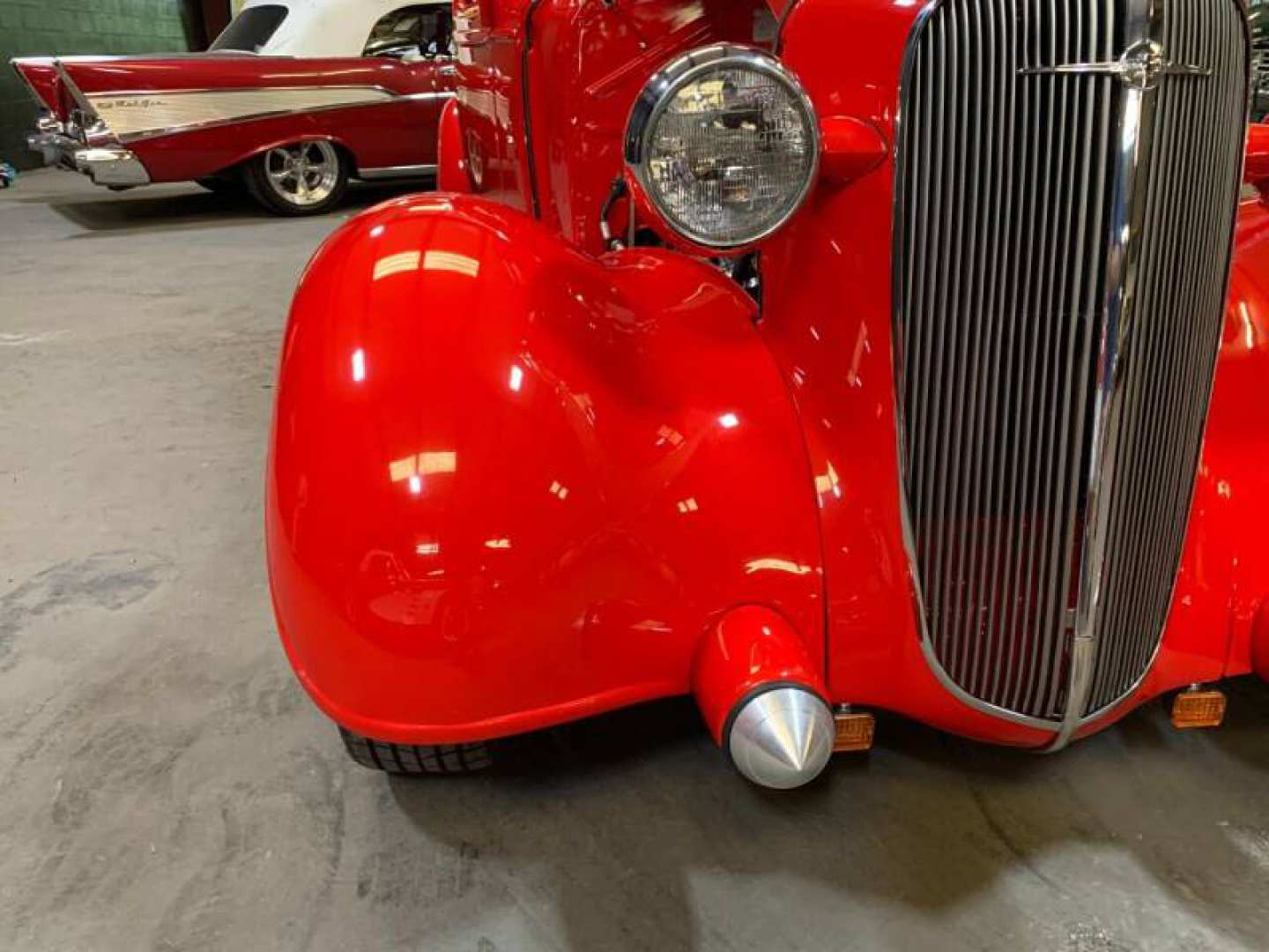 27th Image of a 1936 CHEVROLET COUPE