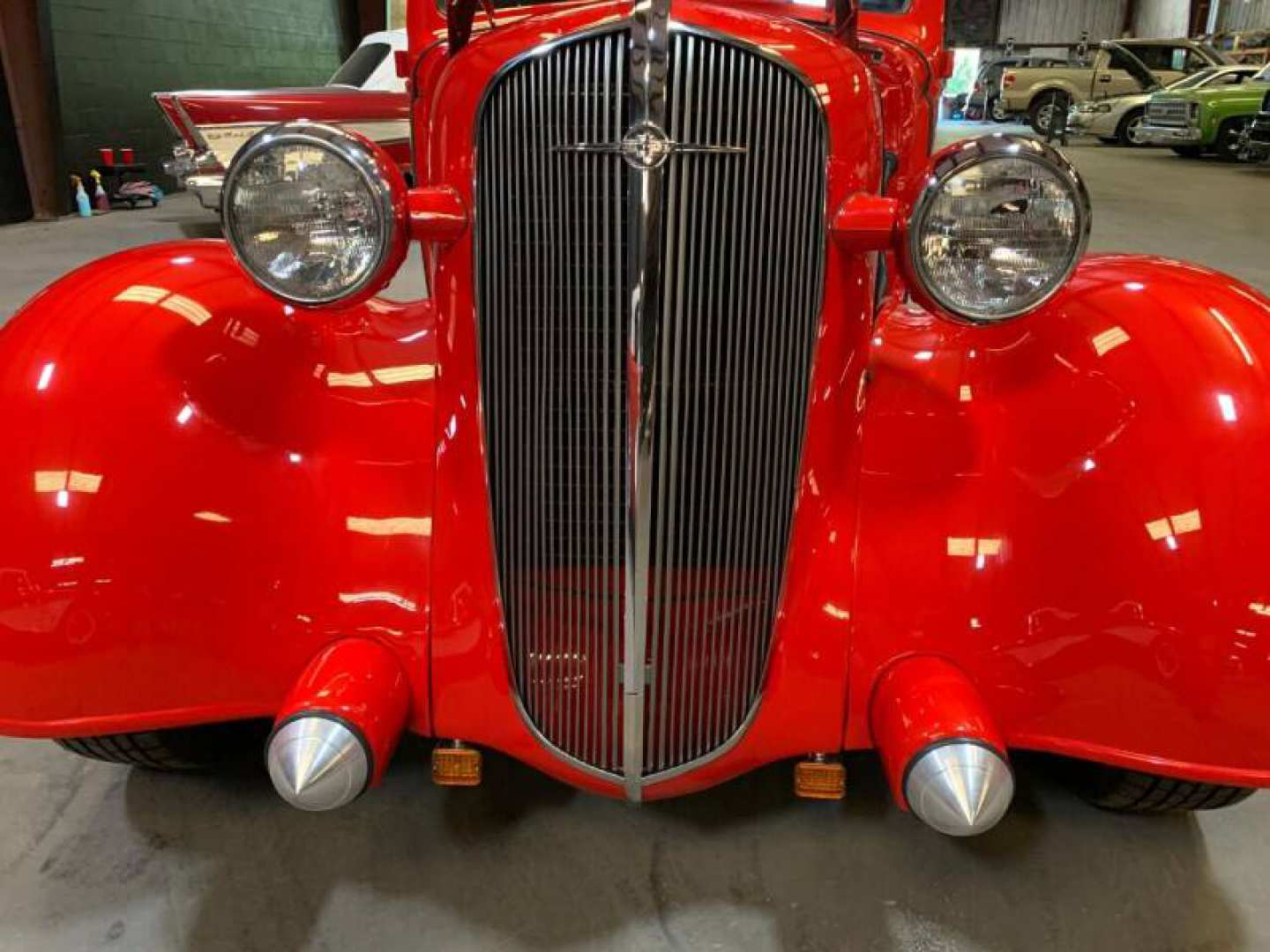 28th Image of a 1936 CHEVROLET COUPE