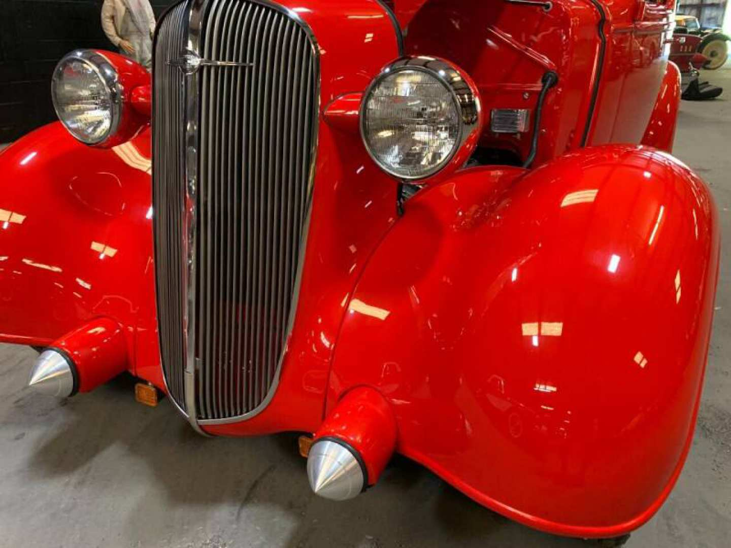 29th Image of a 1936 CHEVROLET COUPE