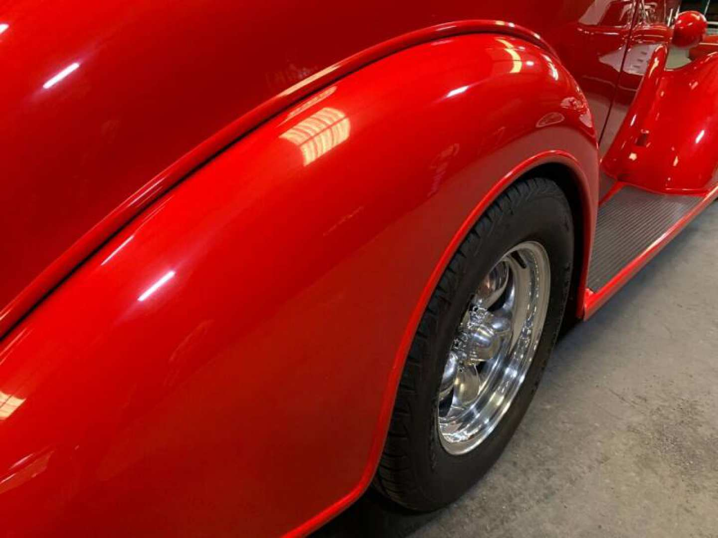 34th Image of a 1936 CHEVROLET COUPE