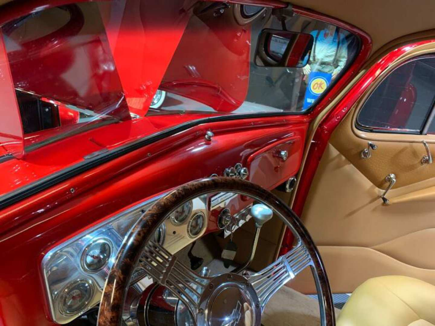 46th Image of a 1936 CHEVROLET COUPE
