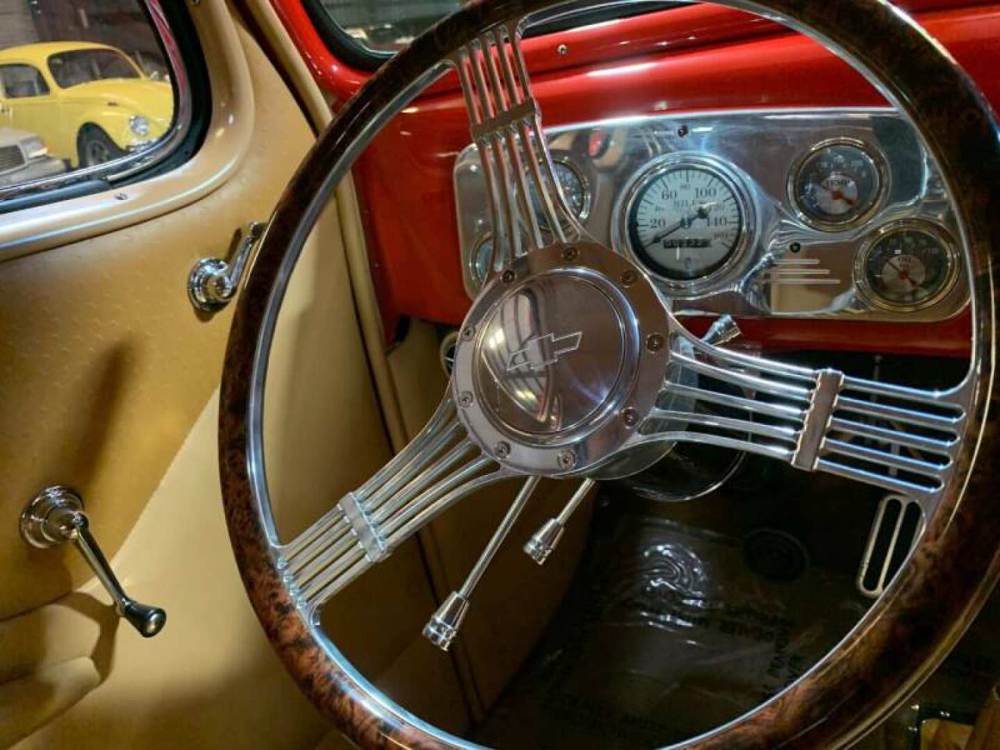 53rd Image of a 1936 CHEVROLET COUPE