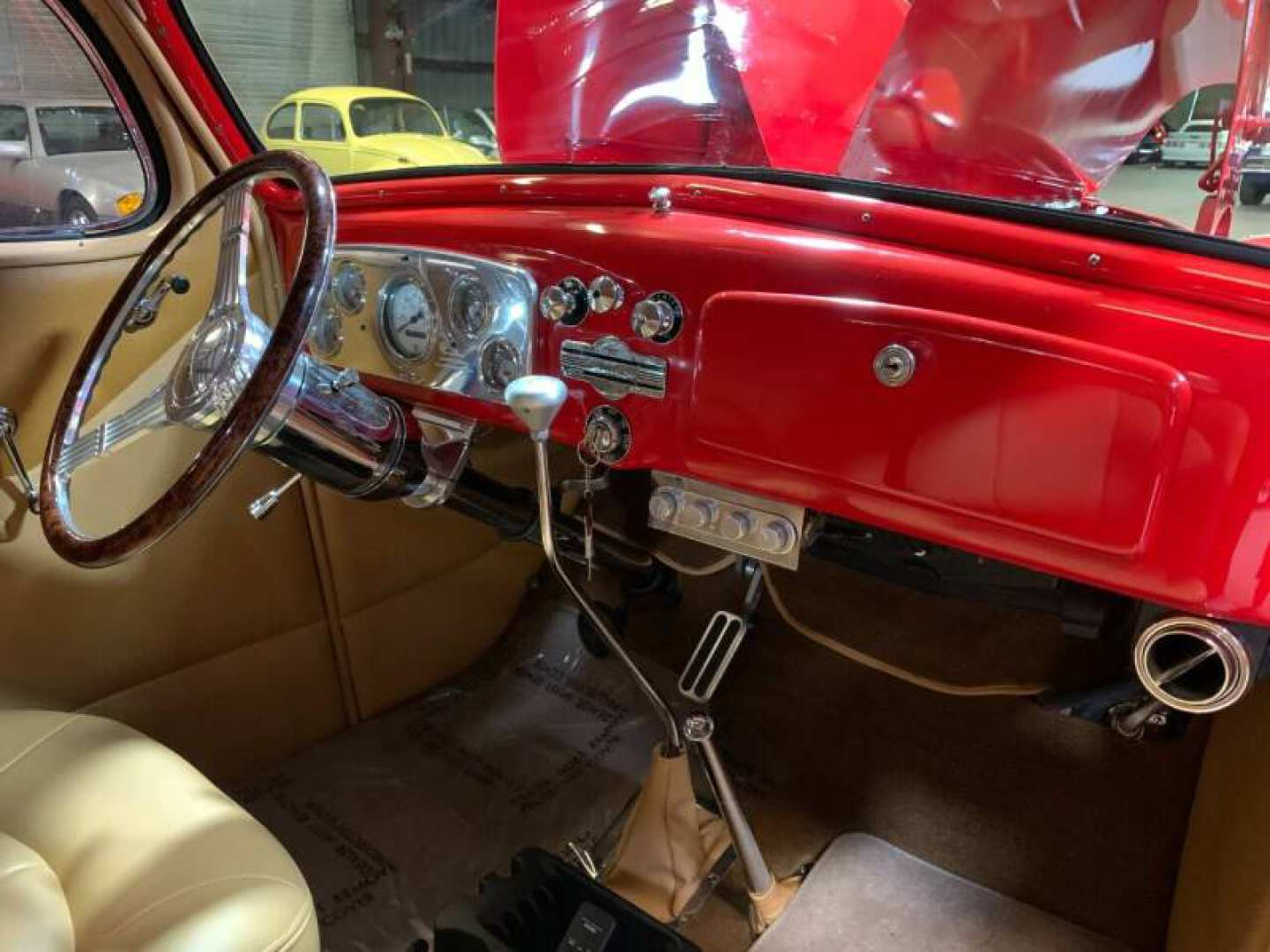 71st Image of a 1936 CHEVROLET COUPE